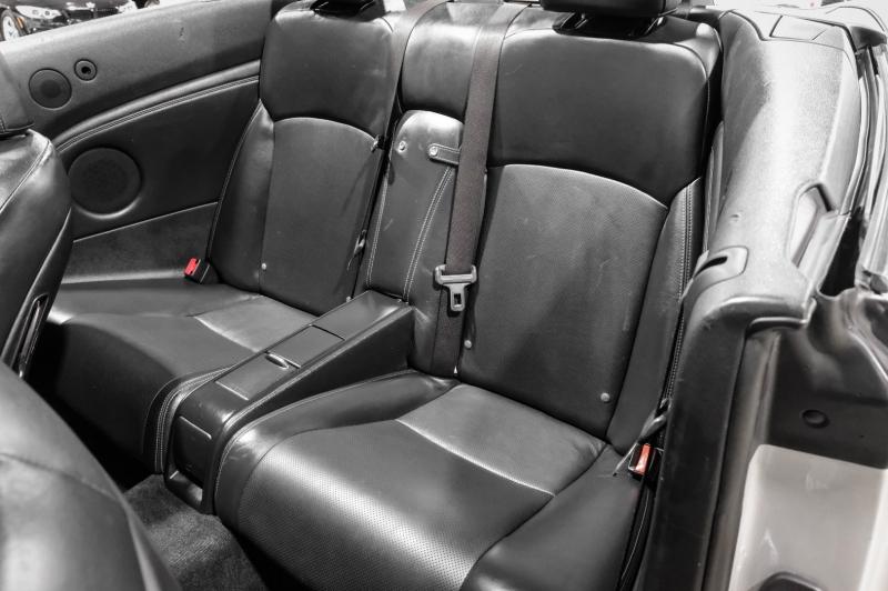 Lexus IS 250C 2010 price $14,490