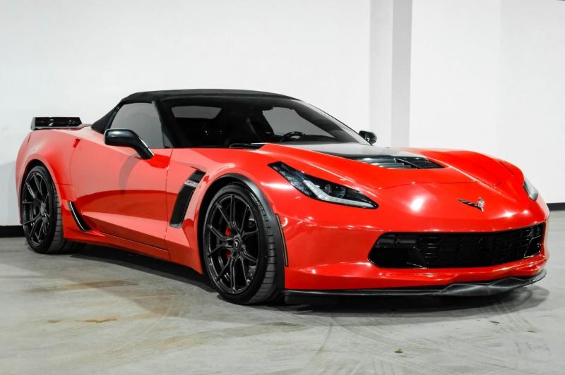 Chevrolet Corvette 2015 price $59,990