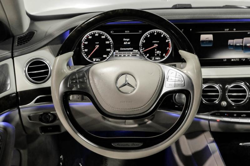 Mercedes-Benz S-Class 2015 price $45,990