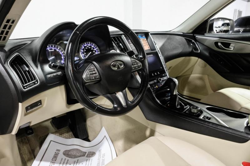 Infiniti Q50 2015 price $22,990