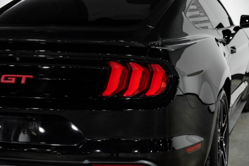Ford Mustang 2018 price $37,990