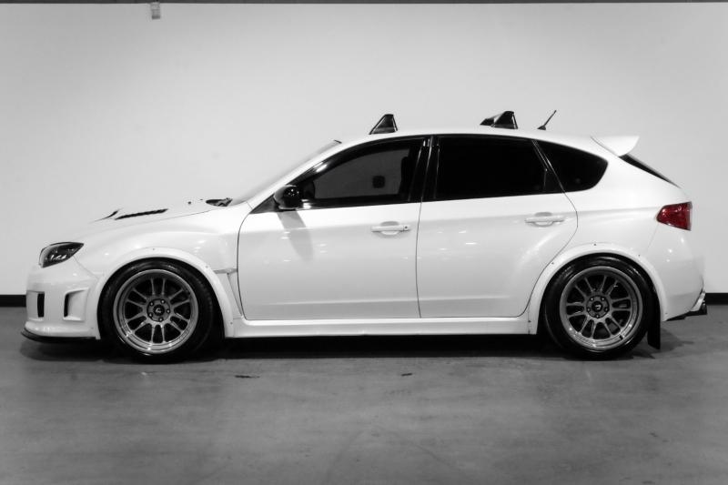 Subaru Impreza Wagon WRX 2014 price $21,990