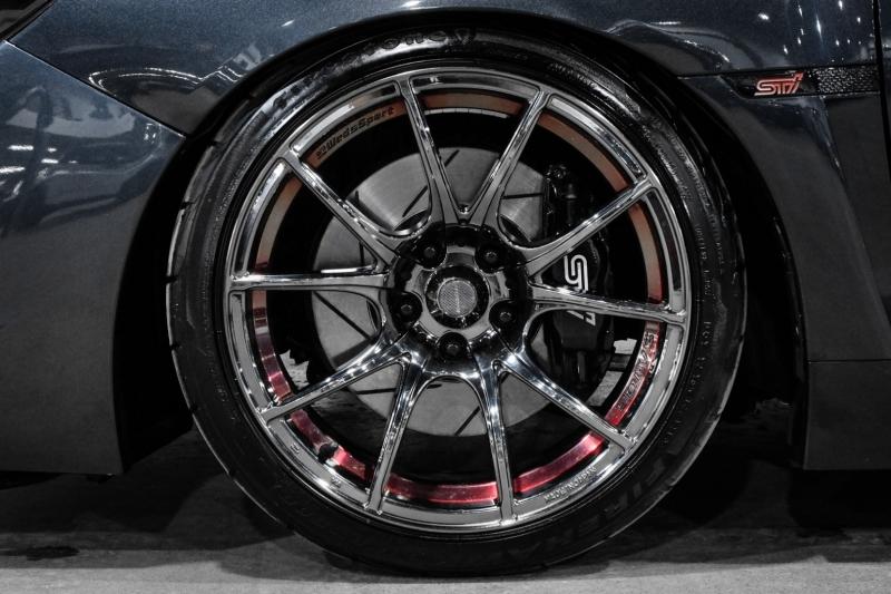 Subaru WRX 2017 price $29,990