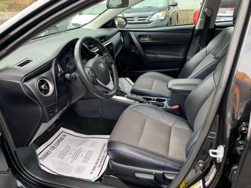 Toyota COROLLA 2017 price $16,000