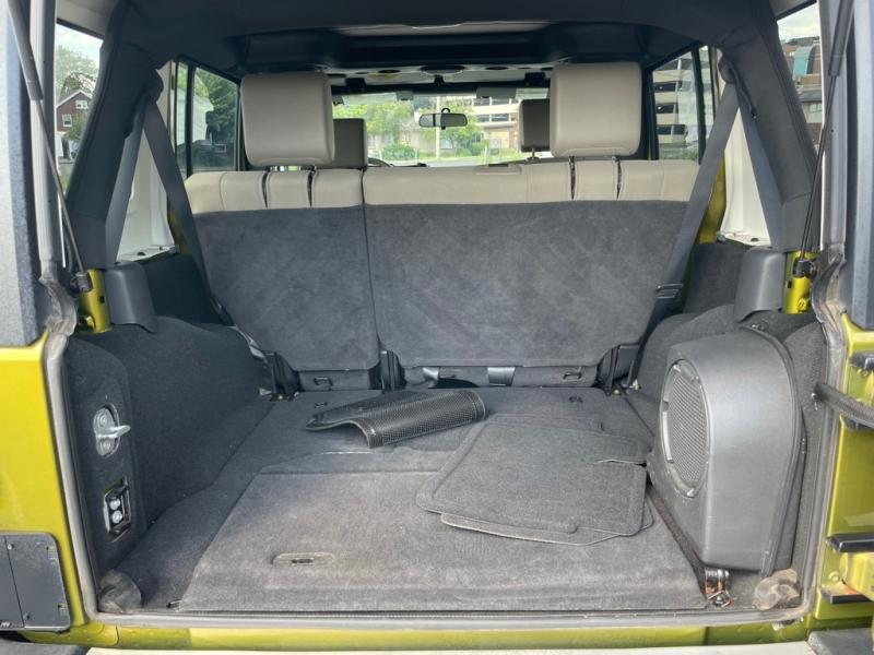 Jeep WRANGLER UNLIMI 2008 price $17,500