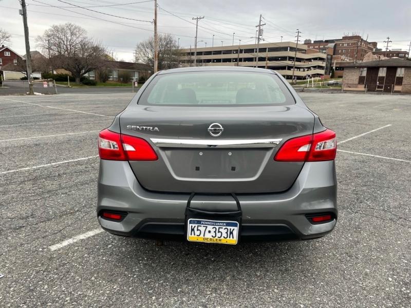 Nissan SENTRA 2016 price $8,500
