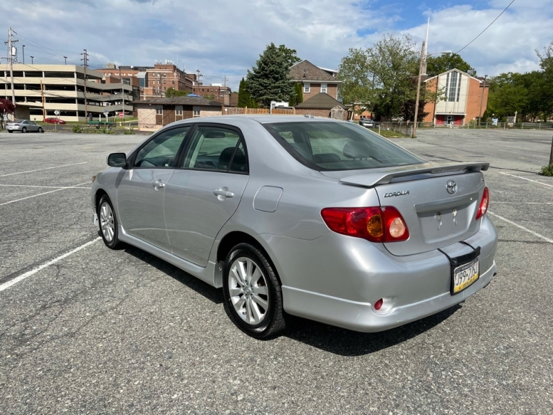 Toyota COROLLA 2010 price $8,000