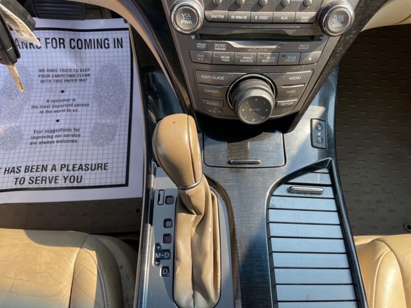 ACURA MDX 2007 price $8,500