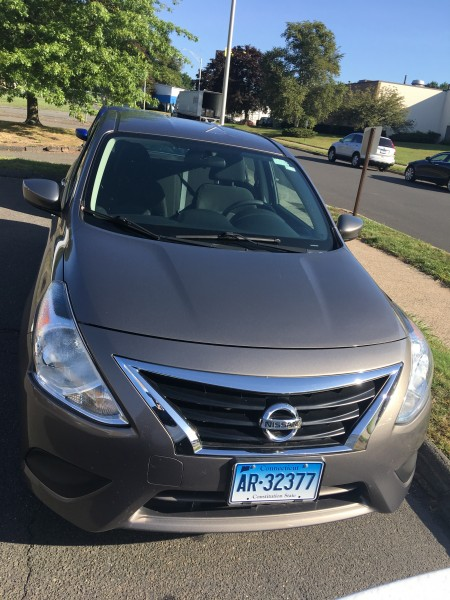 Nissan Versa 2017 price $121 Weekly