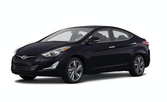Hyundai Elantra 2016 price $110 Weekly
