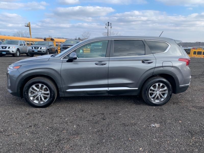 Hyundai Santa Fe 2020 price Call for Pricing.