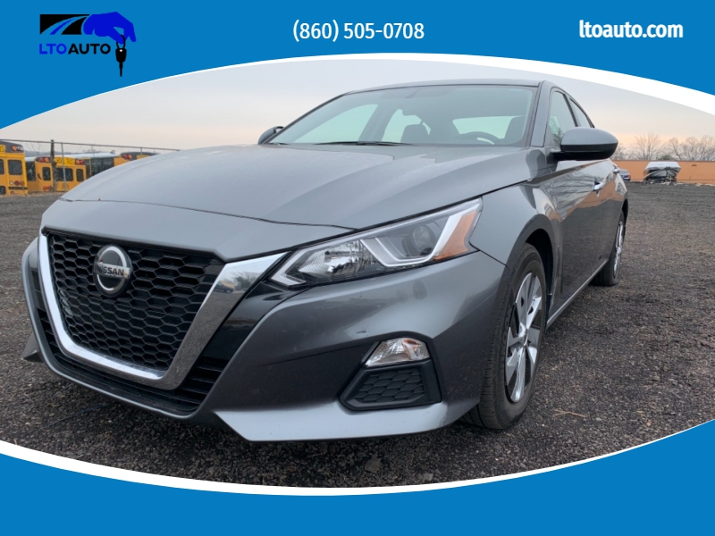 Nissan Altima 2019 price $23,750