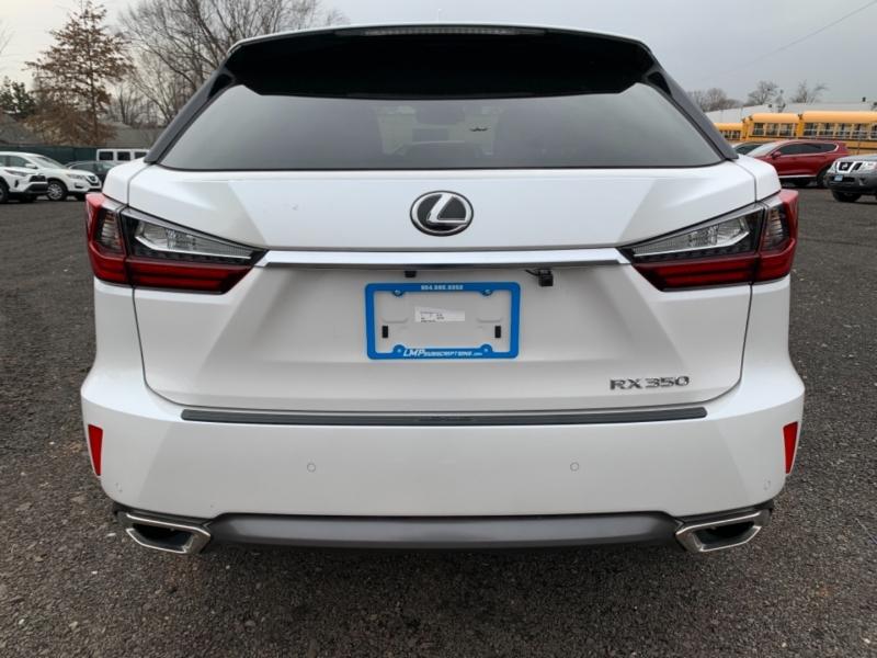 Lexus RX 350 2017 price $48,920