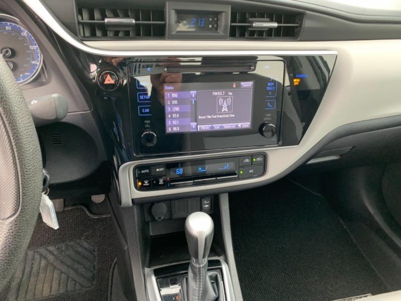 Toyota Corolla 2019 price $18,700
