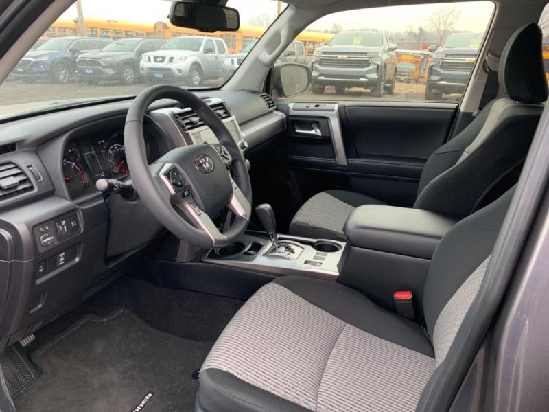 Toyota 4Runner 2021 price $44,620