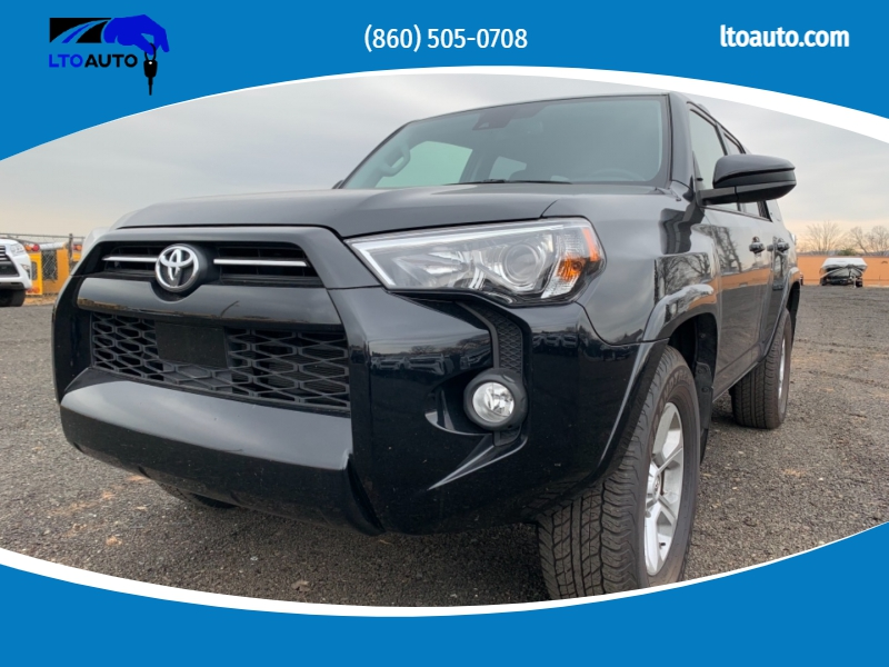 Toyota 4Runner 2020 price $44,885