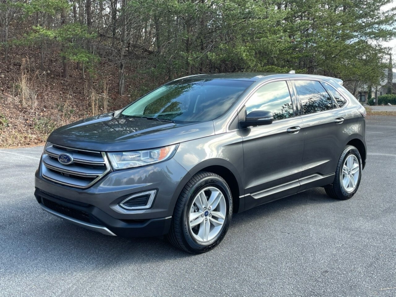 Ford Edge 2017 price $15,980