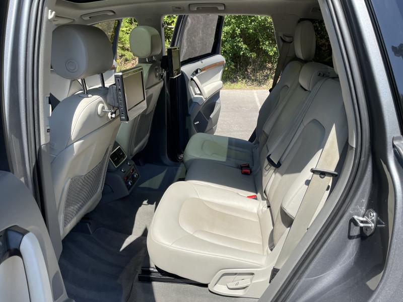 Audi Q7 2013 price $15,980