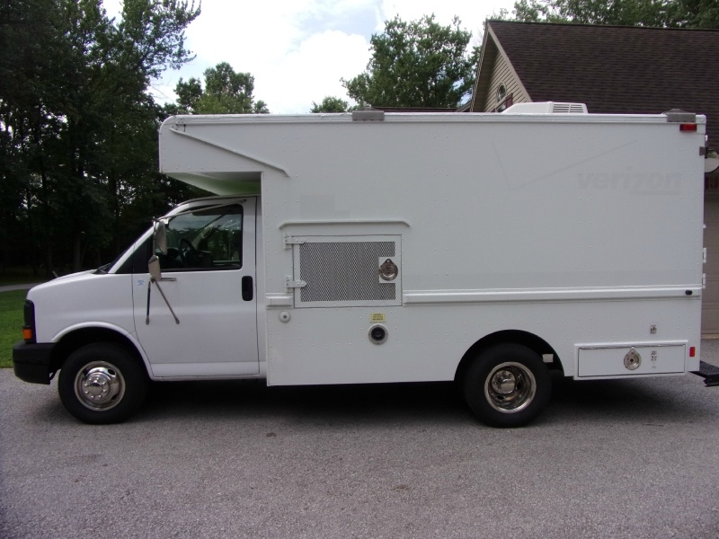 Chevrolet Express Commercial Cutaway 2006 price $6,899