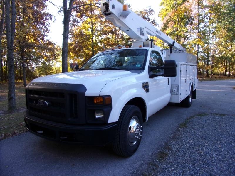 Ford Super Duty F-350 DRW 2008 price $33,900