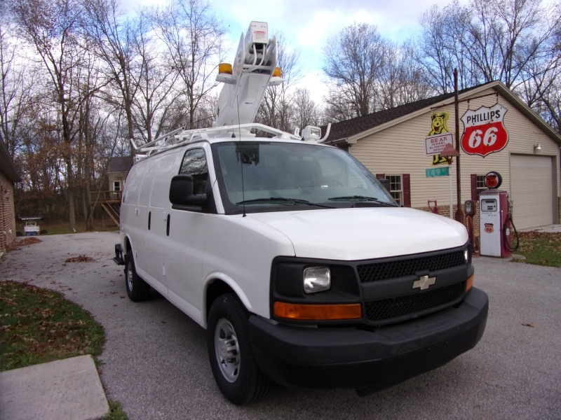 Chevrolet Express Cargo Van 2007 price $31,900