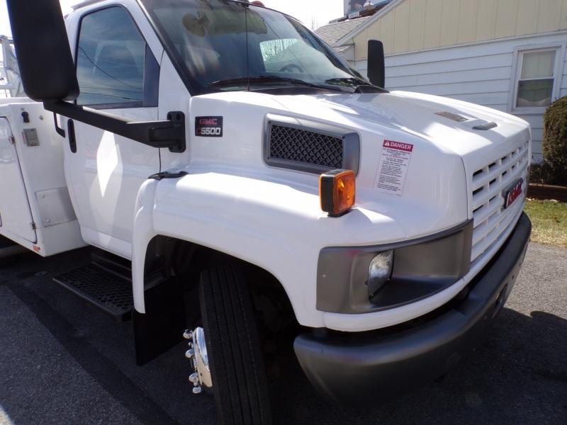 GMC C5500 2007 price $36,900