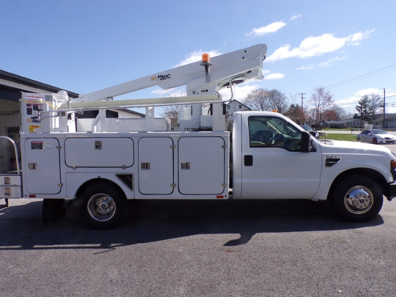 Ford Super Duty F-350 DRW 2008 price $29,900