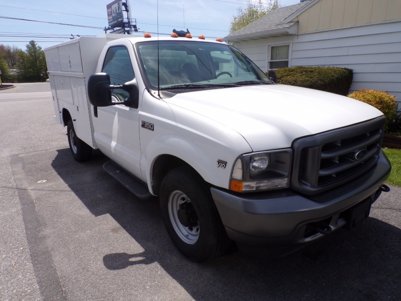 Ford Super Duty F-350 SRW 2003 price $24,900