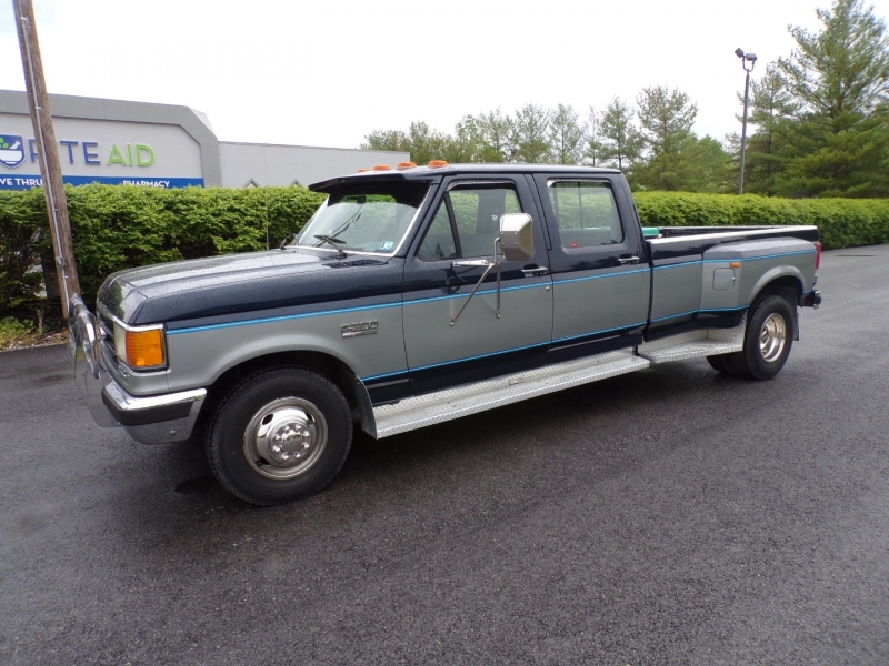 Ford F-350 1990 price $15,900