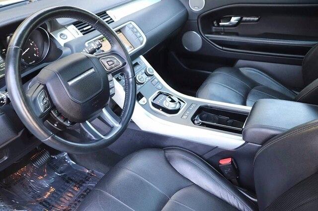 Land Rover Range Rover Evoque 2016 price $26,900