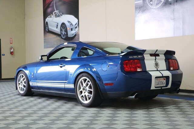 Ford Shelby GT500 2007 price $29,700