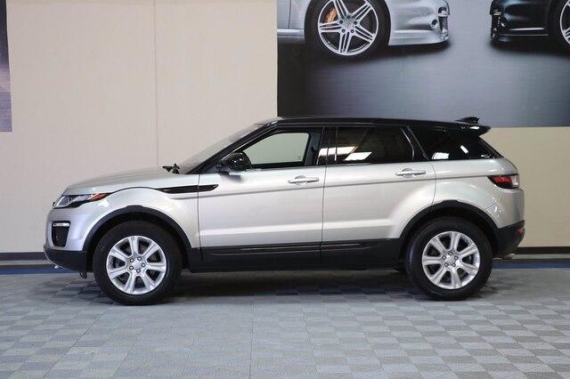 Land Rover Range Rover Evoque 2017 price $29,900