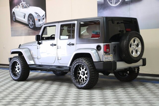 Jeep Wrangler Unlimited 2015 price $32,500