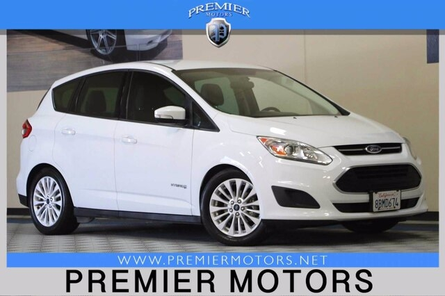 Ford C-Max Hybrid 2017 price $11,900