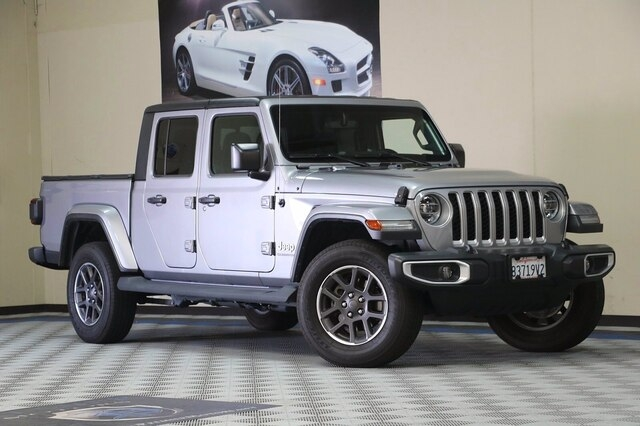 Jeep Gladiator 2020 price $48,800