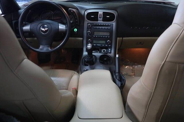 Chevrolet Corvette 2006 price $27,900