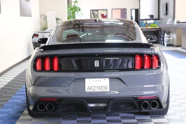 Ford Shelby GT350 2018 price $55,900