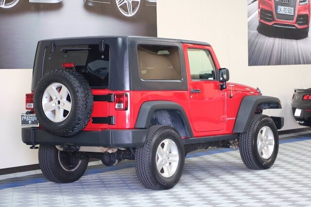 Jeep Wrangler 2009 price $24,800