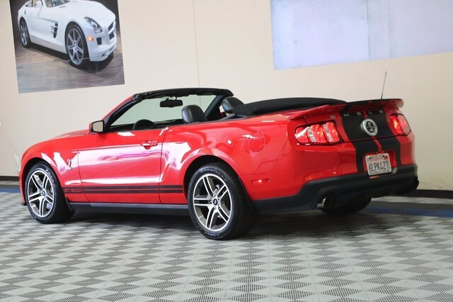 Ford Shelby GT500 2010 price $39,900