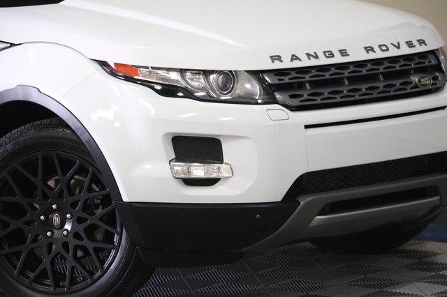 Land Rover Range Rover Evoque 2013 price $18,800