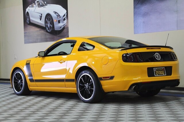 Ford Mustang 2013 price $34,900