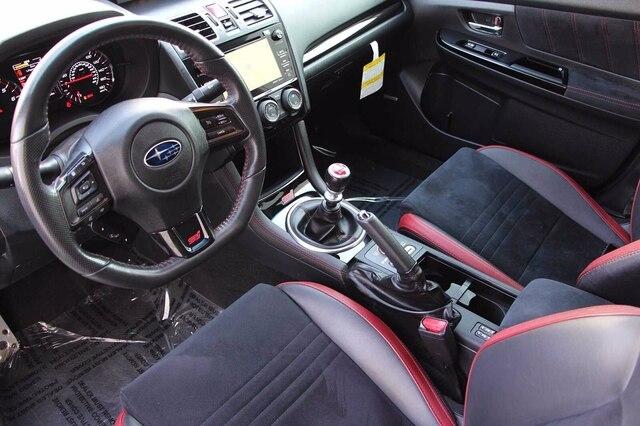 Subaru WRX STI 2018 price $35,900