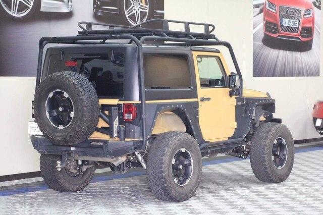 Jeep Wrangler 2013 price $21,900