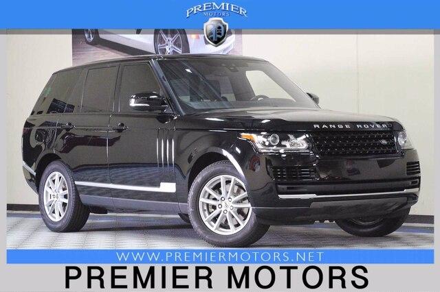 Land Rover Range Rover 2017 price $52,900