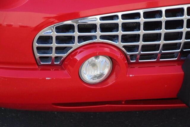 Ford Thunderbird 2002 price $12,900