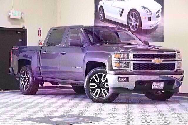 Chevrolet Silverado 1500 2014 price $31,900