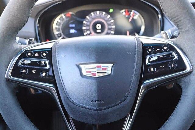 Cadillac CTS-V Sedan 2017 price $67,900