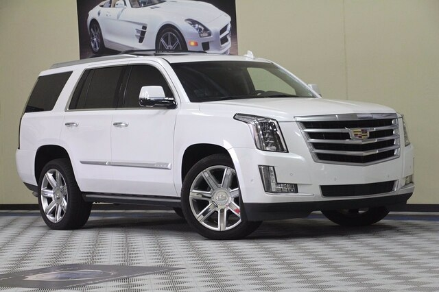 Cadillac Escalade 2018 price $51,900