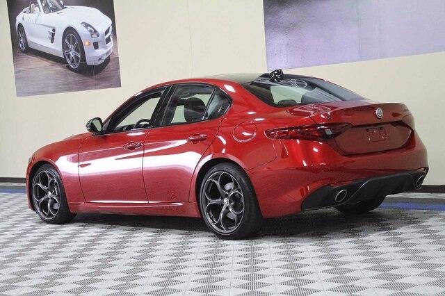 Alfa Romeo Giulia 2018 price $29,500