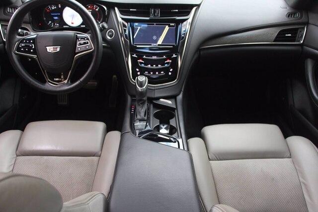 Cadillac CTS-V Sedan 2016 price $57,900